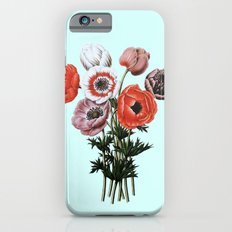 Wild poppies Slim Case iPhone 6s