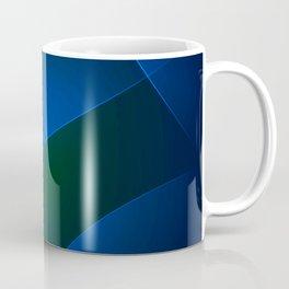 Regal Blue, Burnnham, Stratos, Midnight, Congress Blue & Smalt Colors Coffee Mug