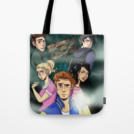 WELCOME TO RIVERDALE Tote Bag