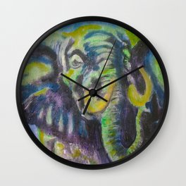 PoppinFante Wall Clock