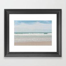 Afternoon Tide Framed Art Print