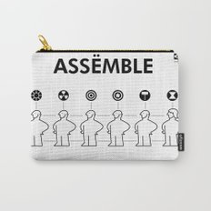 The Avengers X IKEA Mashup Carry-All Pouch