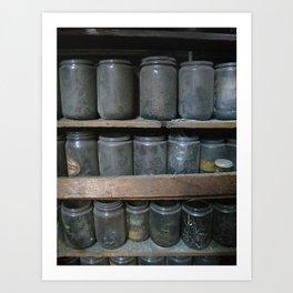 Wilensky's Jars Art Print