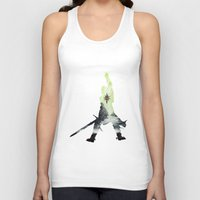 dragon age inquisition Tank Tops featuring Dragon age inquisition by Ioana Muresan