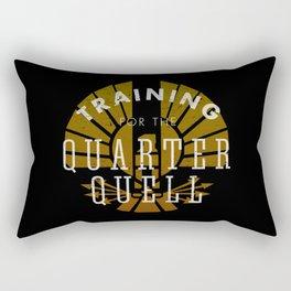 Training: Quarter Quell Rectangular Pillow