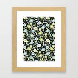 Garden Bird Framed Art Print
