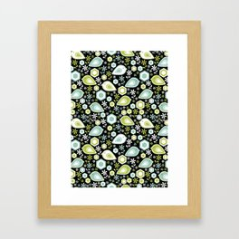 Garden Bird Framed Art Print