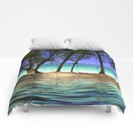 Paradise - Paradise Island, Bahamas Comforters