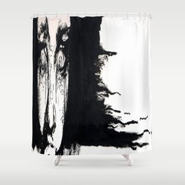Fright Shower Curtain