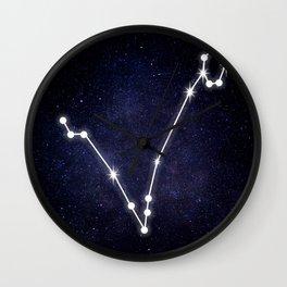 PISCES Wall Clock