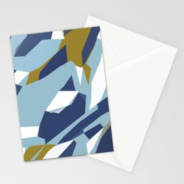 Hastings Navy Stationery Cards