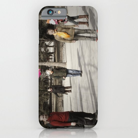 Jianzi iPhone & iPod Case