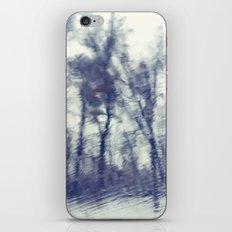 Winter Rain iPhone & iPod Skin