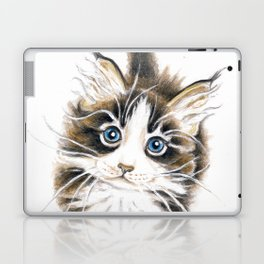 Cute Maine Coon Kitty Laptop & iPad Skin