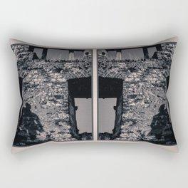 Guy vs Girl Rectangular Pillow