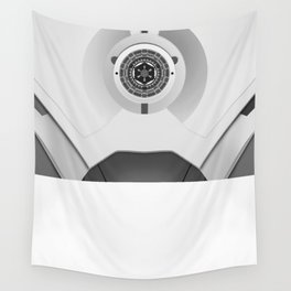 mark vii, new order iron man trooper Wall Tapestry