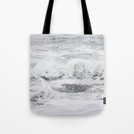 Minty bubble gum Tote Bag