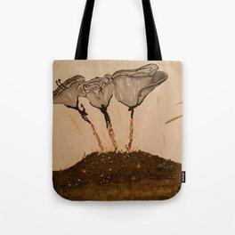 Human Being Origin Tote Bag
