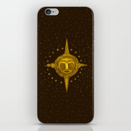 My sun iPhone Skin