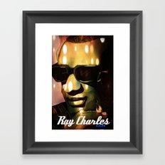 Hit The Road Jack Framed Art Print