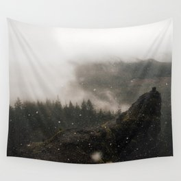 Saddle Mountain, OR Wall Tapestry