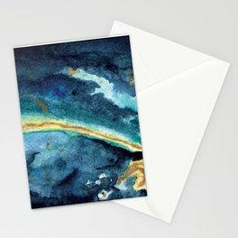 Nightfall: Stone and Ice Stationery Cards