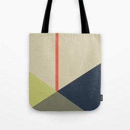 bandana || camou & coral Tote Bag