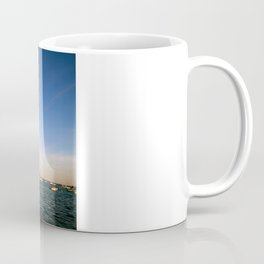 Lake Michigan Sailboats Coffee Mug