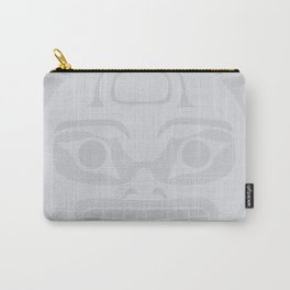 Young Sun Grey Lund Carry-All Pouch