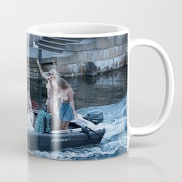 The Boat that Rocked Coffee Mug