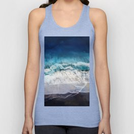Waves Unisex Tank Top