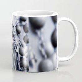 Blue toned Jesus rosary Coffee Mug