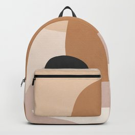 abstract minimal 24 Backpack