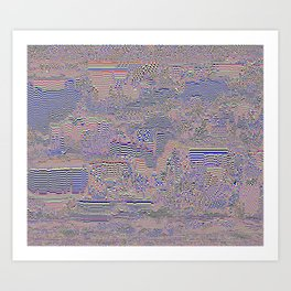 silicon i Art Print