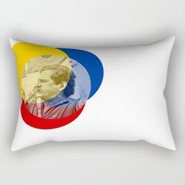 Galán Shouts of Glory Rectangular Pillow