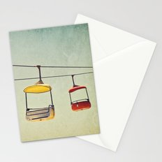 Sky Gliders Stationery Cards