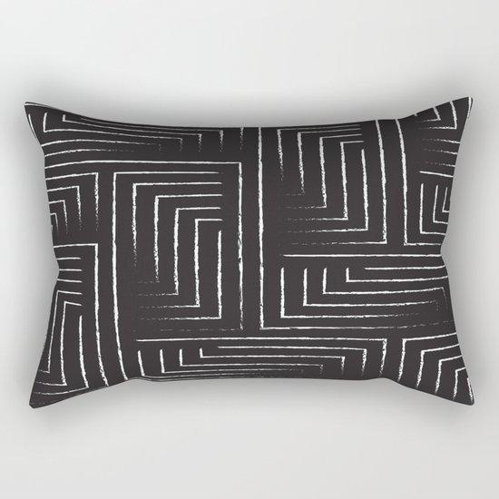 Lose To Win Rectangular Pillow