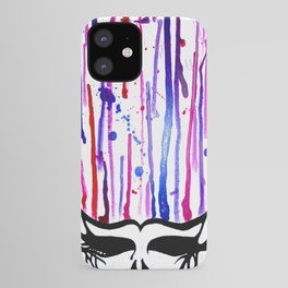One of a Kind Grateful Dead Head Painting  iPhone Case