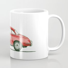 Porsche 356 B Karmann Hardtop Coupe Coffee Mug
