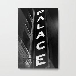 Palace Metal Print