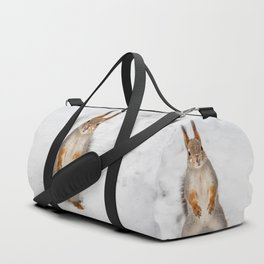 Do you have any boots for squirrels? Duffle Bag