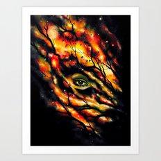Spy Art Print