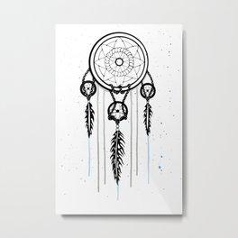 Dreamcatcher [Watercolor] Metal Print