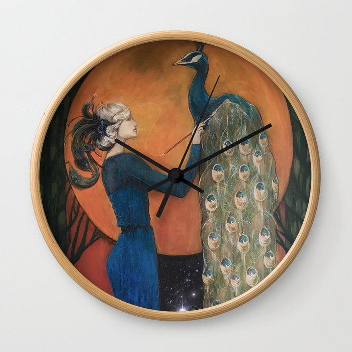 Origin of Inspiration Wall Clock