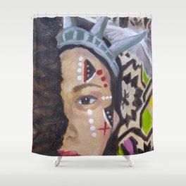 Native America Shower Curtain