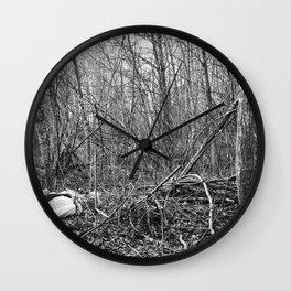 Les complications de la chair 5 Wall Clock