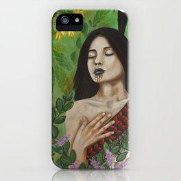 Ahurewa iPhone Case
