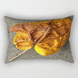 Autumn leave Rectangular Pillow