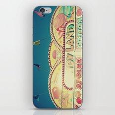 CandyLand ~ vintage-feel carnival iPhone & iPod Skin