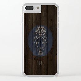 Deer Shield Clear iPhone Case